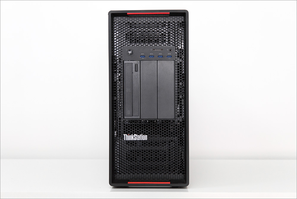 Два процессора, Карл! Анатомия Lenovo ThinkStation P900 - 11