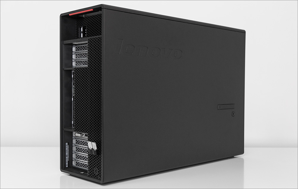 Два процессора, Карл! Анатомия Lenovo ThinkStation P900 - 8