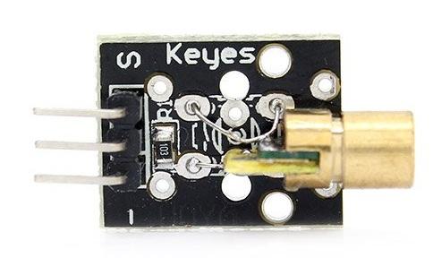 Лазерная связь между двумя Arduino кодом Морзе - 2