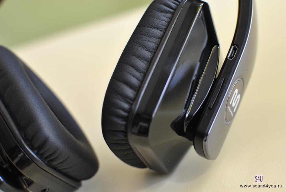 Обзор Bluetooth-наушников закрытого типа Monoprice Premium Virtual Surround Sound 10585 - 12