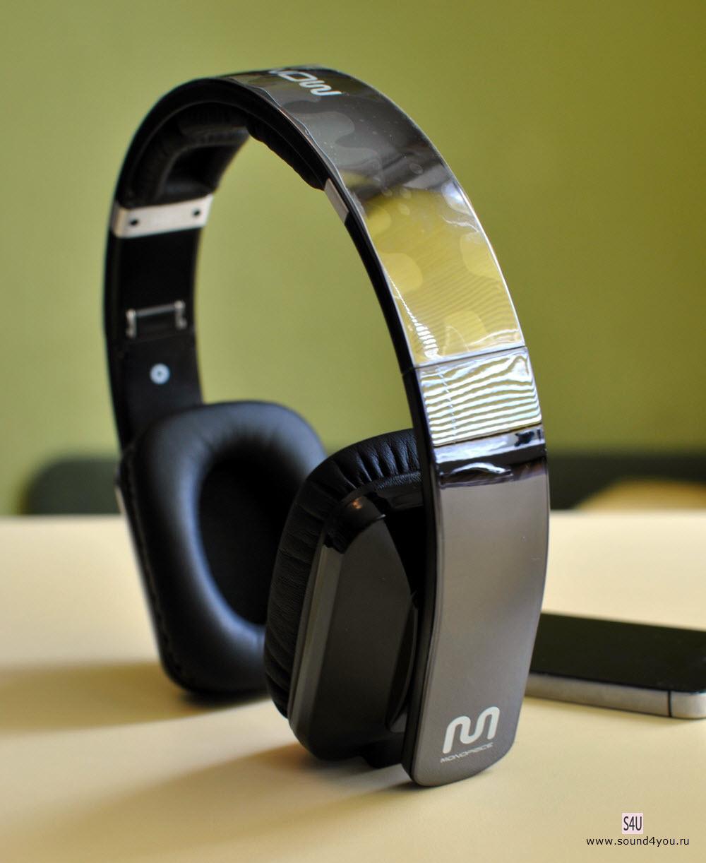 Обзор Bluetooth-наушников закрытого типа Monoprice Premium Virtual Surround Sound 10585 - 4