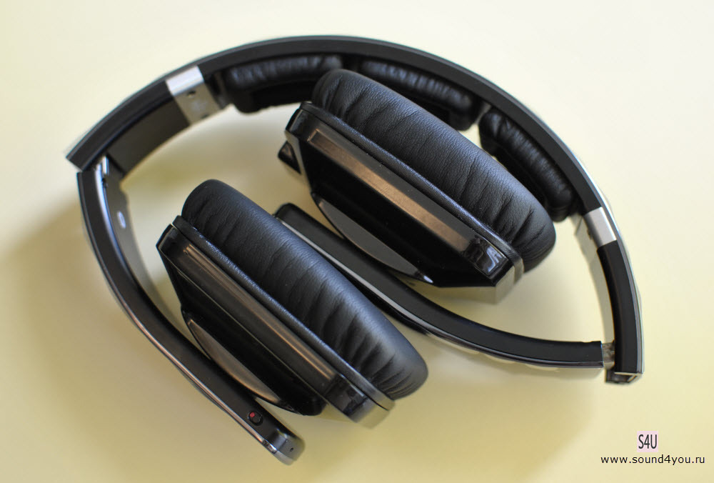 Обзор Bluetooth-наушников закрытого типа Monoprice Premium Virtual Surround Sound 10585 - 5