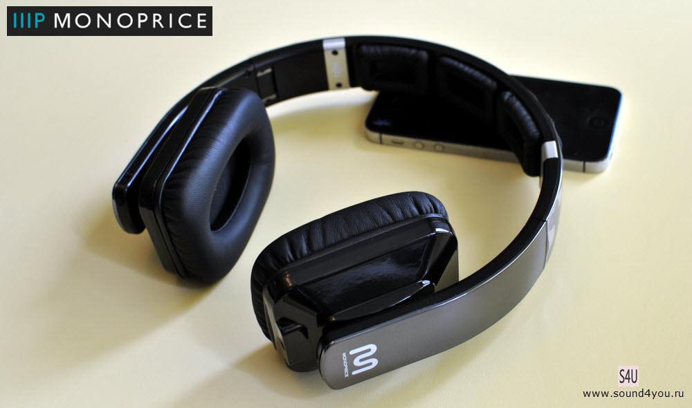 Обзор Bluetooth-наушников закрытого типа Monoprice Premium Virtual Surround Sound 10585 - 1