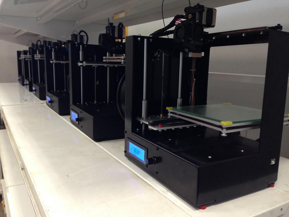 Поездка на завод МЗТО, новый 3D принтер MZ3D-256 и экструдер МЗТО E3Dv6 - 2