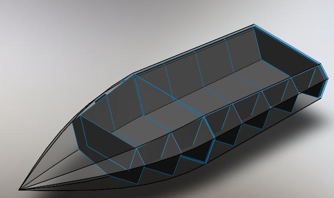 Радиоуправляемый катер на Arduino и радио модуле NRF24L01 из потолочной плитки - 10