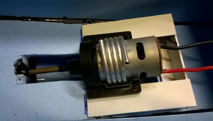 Радиоуправляемый катер на Arduino и радио модуле NRF24L01 из потолочной плитки - 15