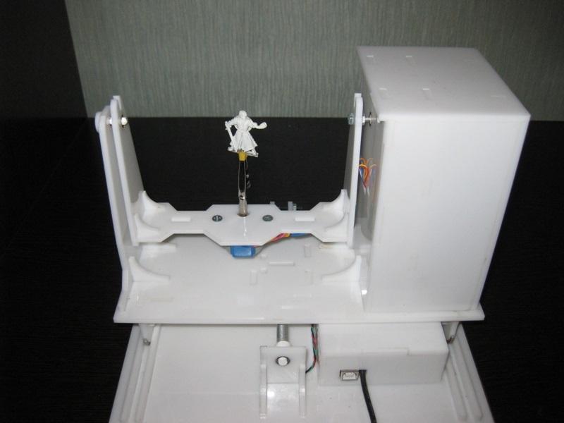 Почти DIY 3d сканер для дома - 16