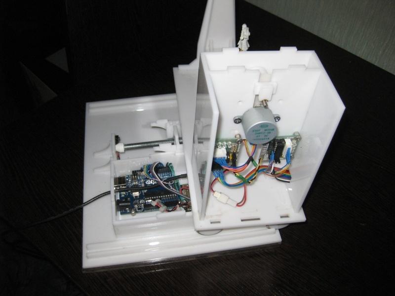 Почти DIY 3d сканер для дома - 19