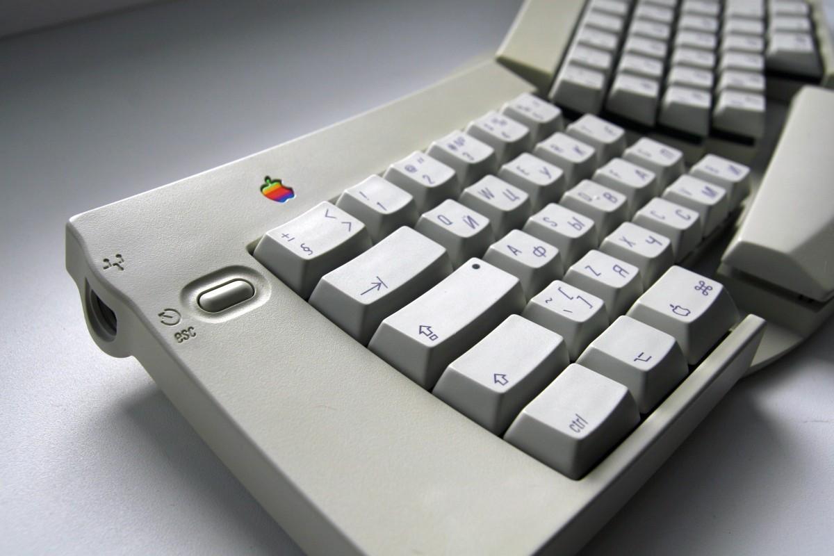 Восстановление Apple Adjustable Keyboard - 10