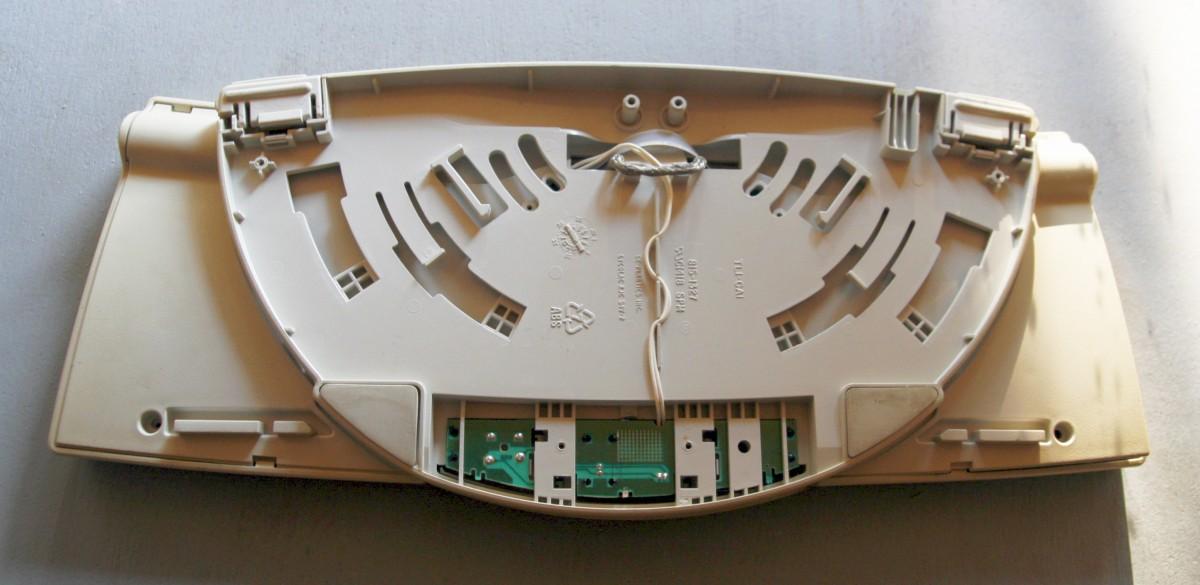 Восстановление Apple Adjustable Keyboard - 2