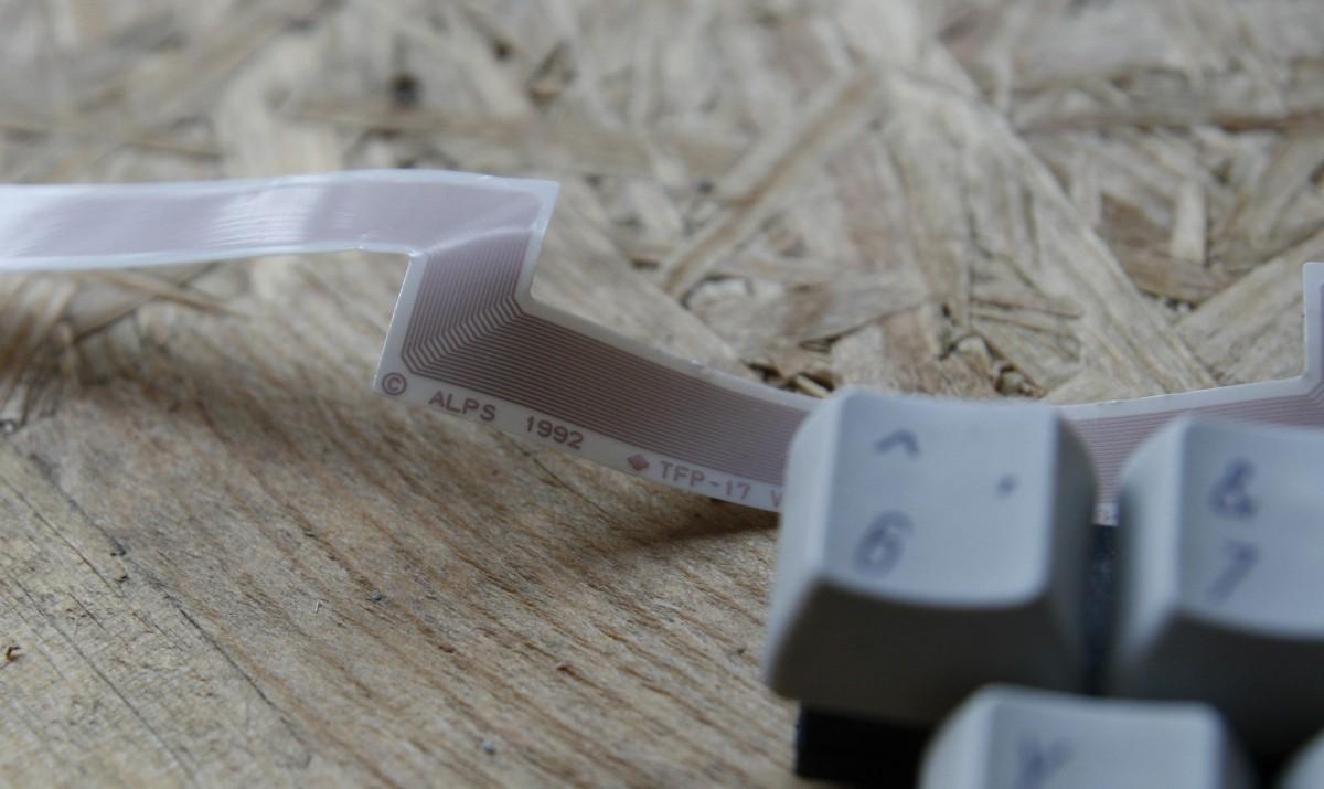 Восстановление Apple Adjustable Keyboard - 6