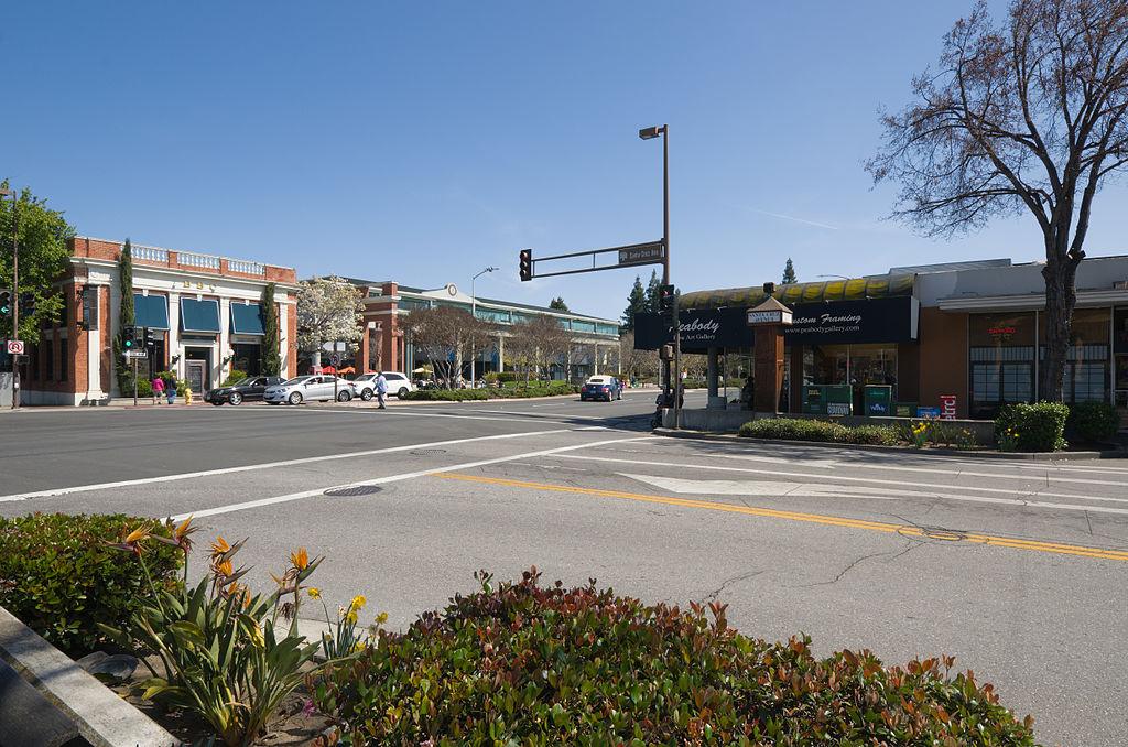 Менло Парк, Калифорния