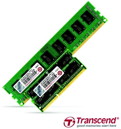 На каждой стороне модулей расположены по 8 чипов памяти DRAM объемом 1 ГБ