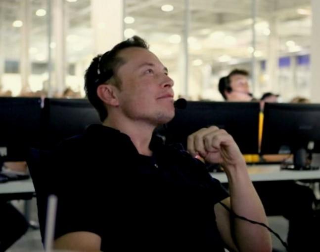Илон Маск обсудил аварию CRS-7 на конференции ISSRDC 2015 - 1