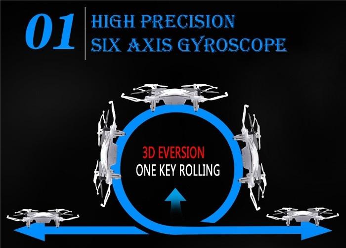 Качественный квадрокоптер за 30$? Посмотрим на SYMA X13 - 10