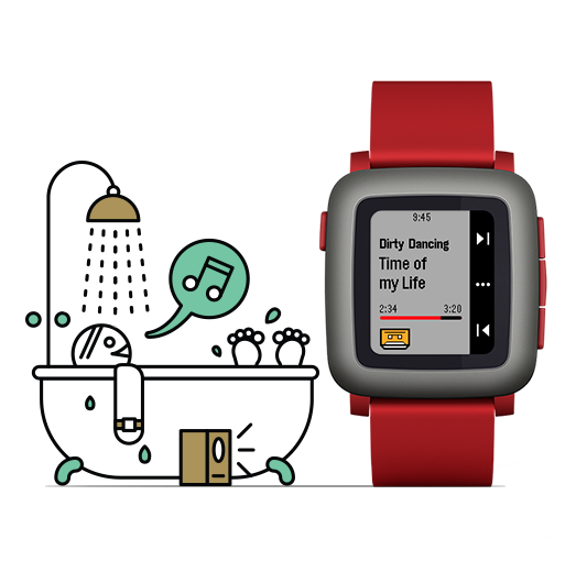 Старт продаж Pebble Time - 5