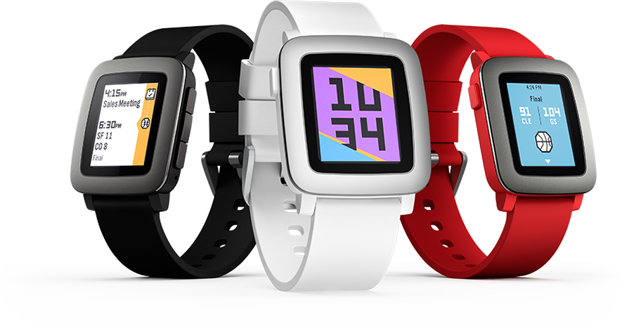 Старт продаж Pebble Time - 1