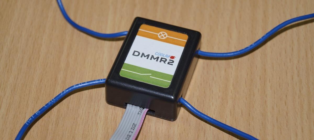 Знакомьтесь, DMMR2 - 1