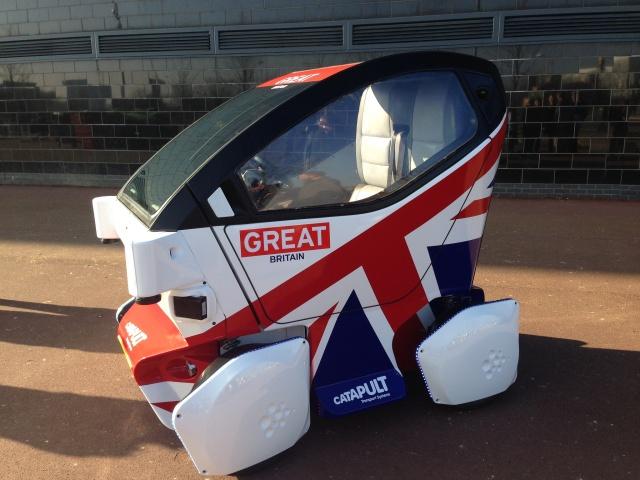 Правительство Великобритании разрабатывает законы для легализации робомобилей в стране - 1