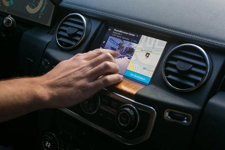 Сервис Nokia Here построен на базе компании Navteq