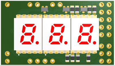 Коммутатор фар и фонарей для автомобиля с контролем состояния аккумулятора и термометрами - 4