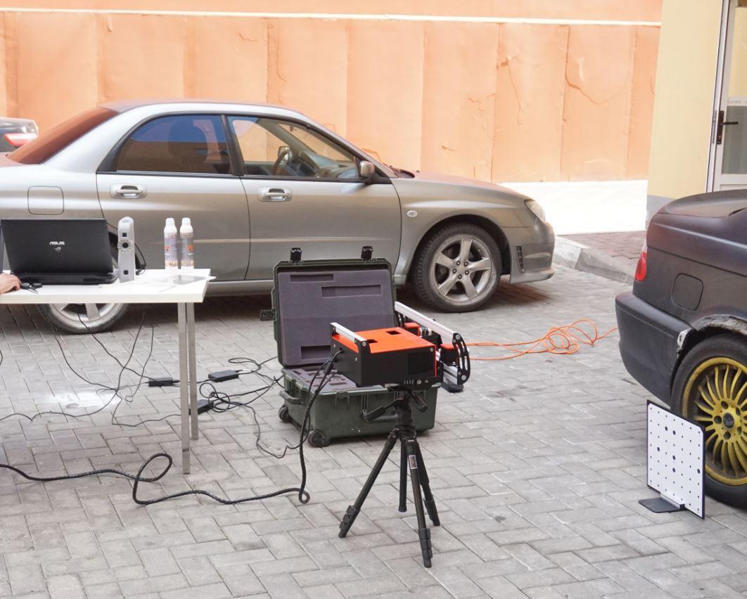 Обзор российского 3D-сканера RangeVision Advanced - 20