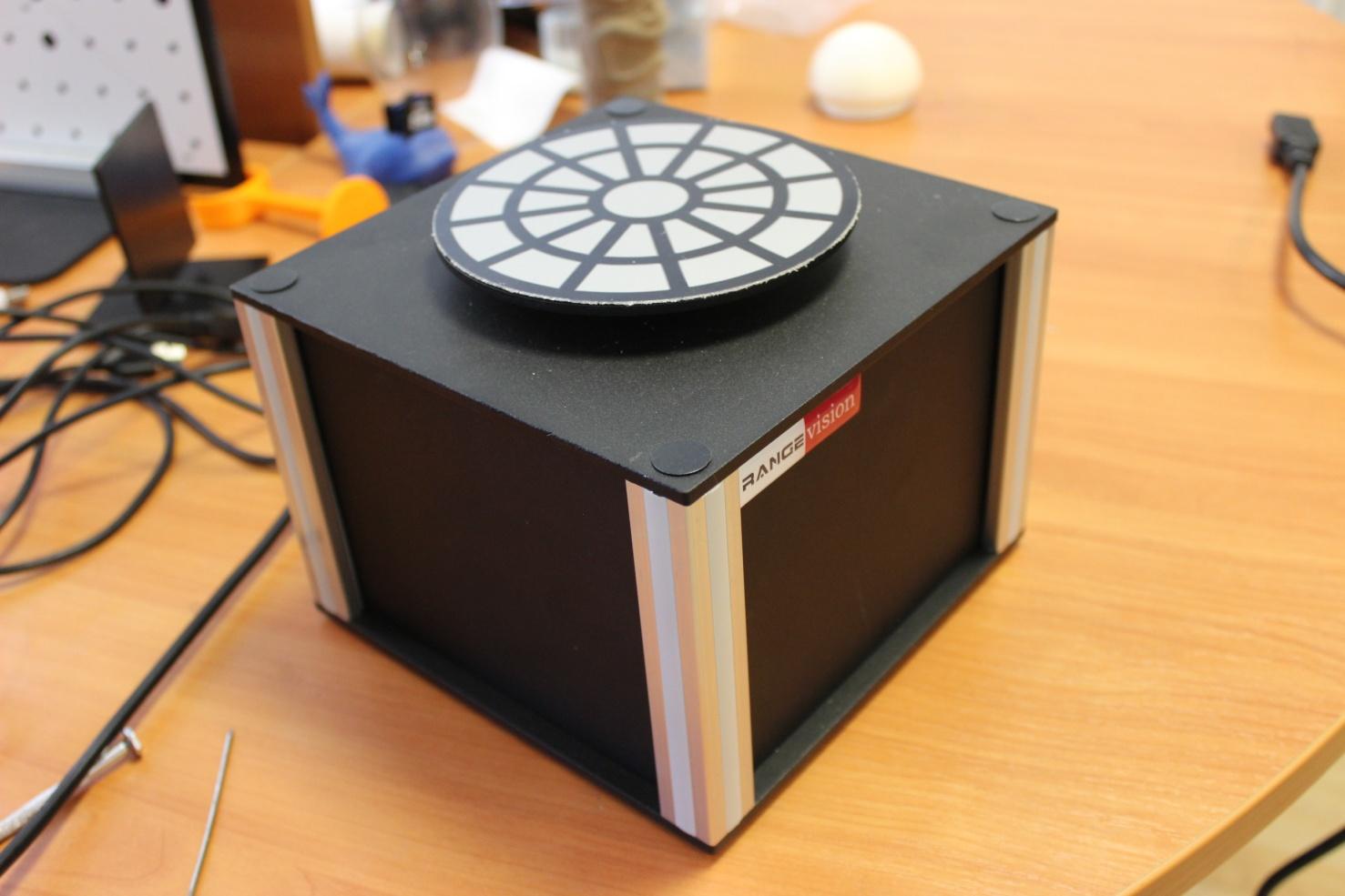 Обзор российского 3D-сканера RangeVision Advanced - 9