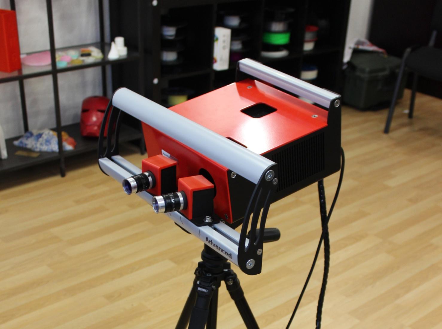 Обзор российского 3D-сканера RangeVision Advanced - 1