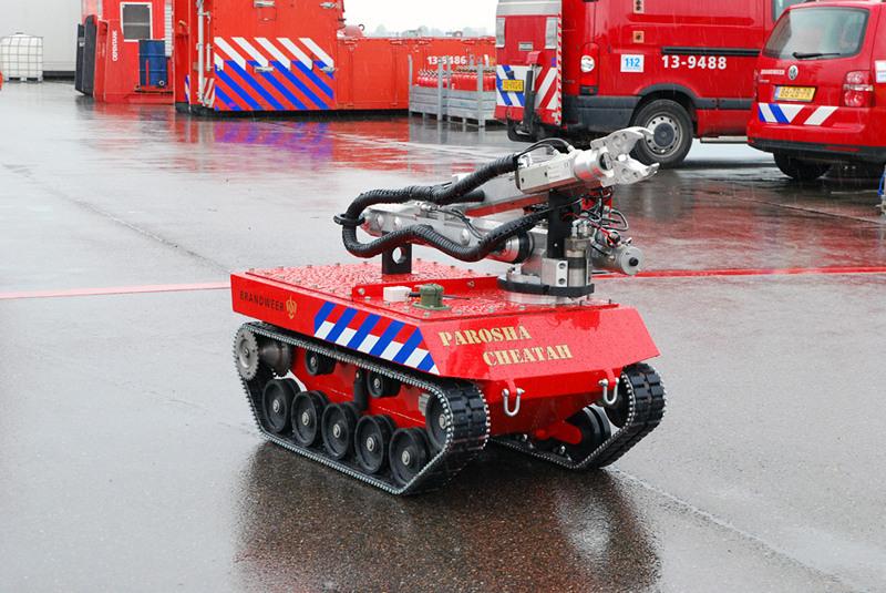 Спасение утопающих — дело рук роботов - 5