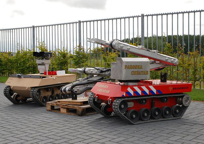 Спасение утопающих — дело рук роботов - 7
