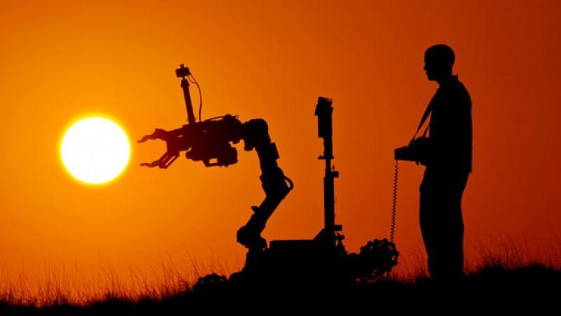 Спасение утопающих — дело рук роботов - 1