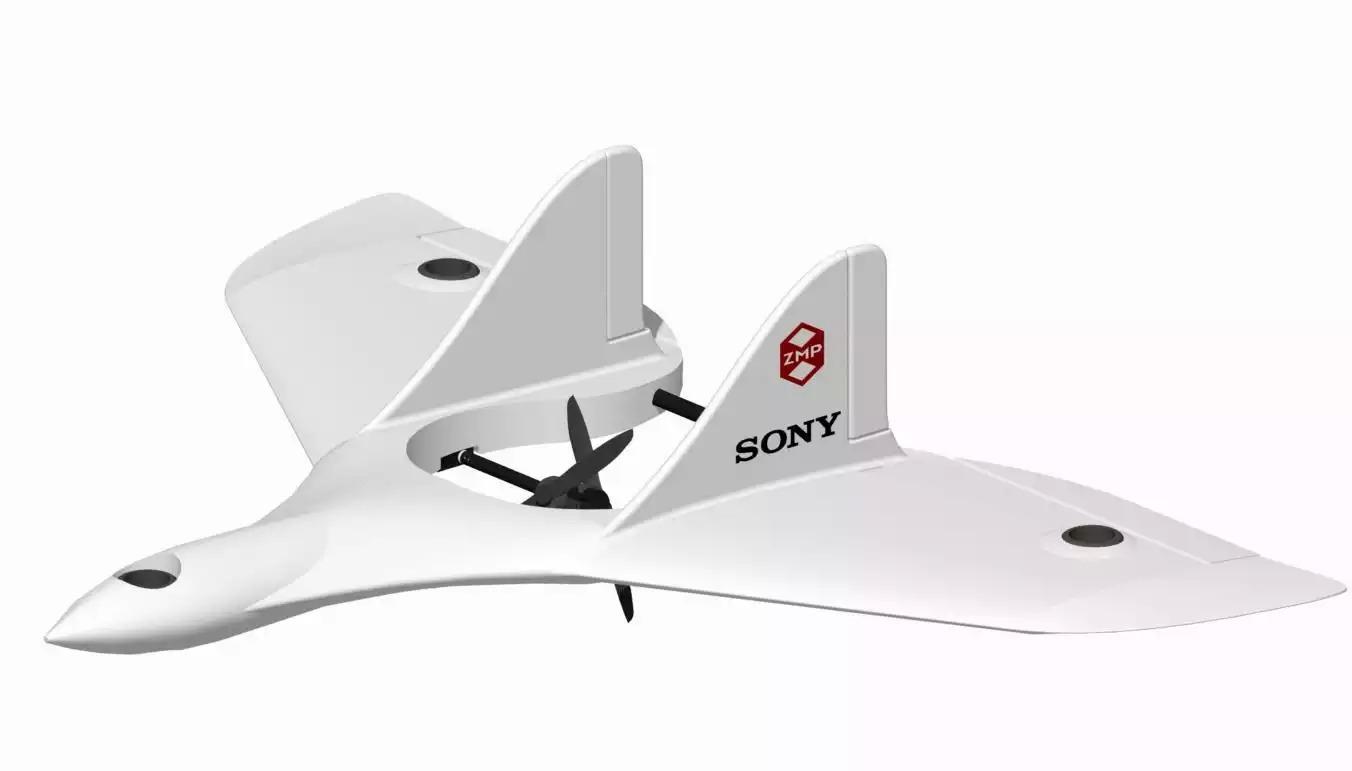 Sony открывает компанию для оказания геодезических и инспекционных услуг с помощью дронов - 1