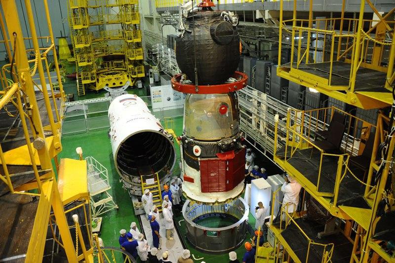 [Пуск и стыковка успешны] Запуск «Союза ТМА-17М» состоится в полночь - 3