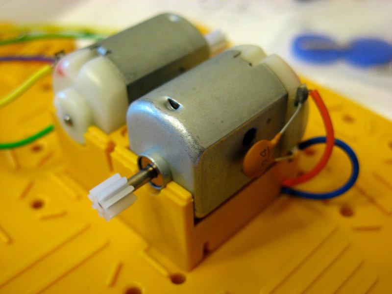 Робот-конструктор «Хватоход» - 12