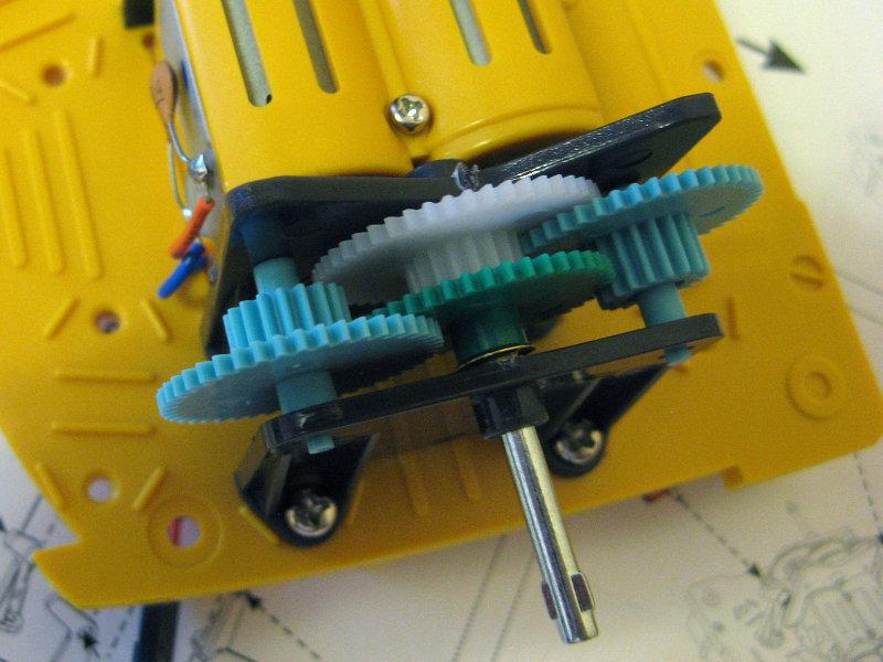 Робот-конструктор «Хватоход» - 14
