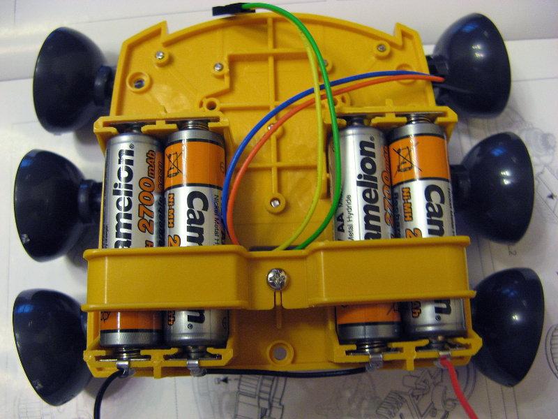 Робот-конструктор «Хватоход» - 21