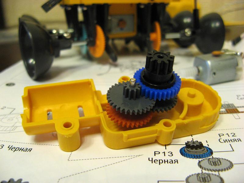 Робот-конструктор «Хватоход» - 22