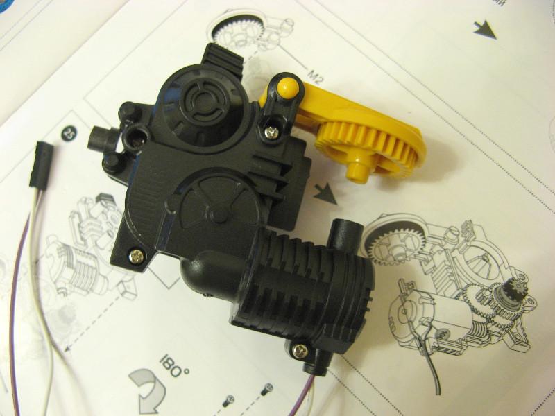 Робот-конструктор «Хватоход» - 28