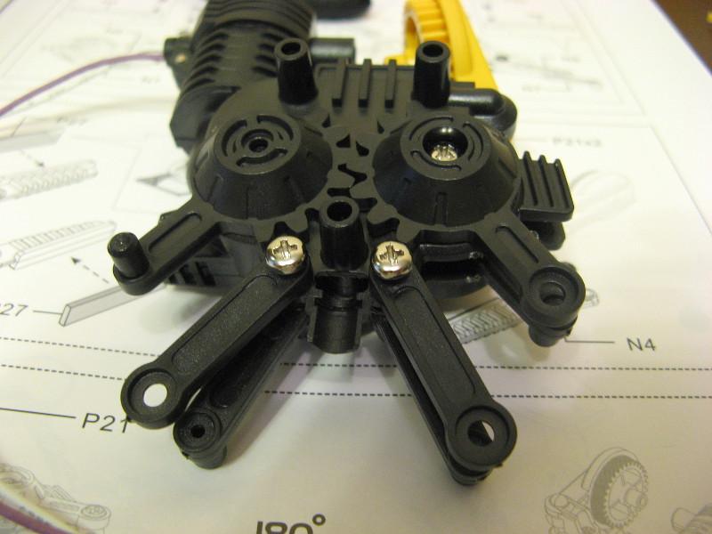 Робот-конструктор «Хватоход» - 29