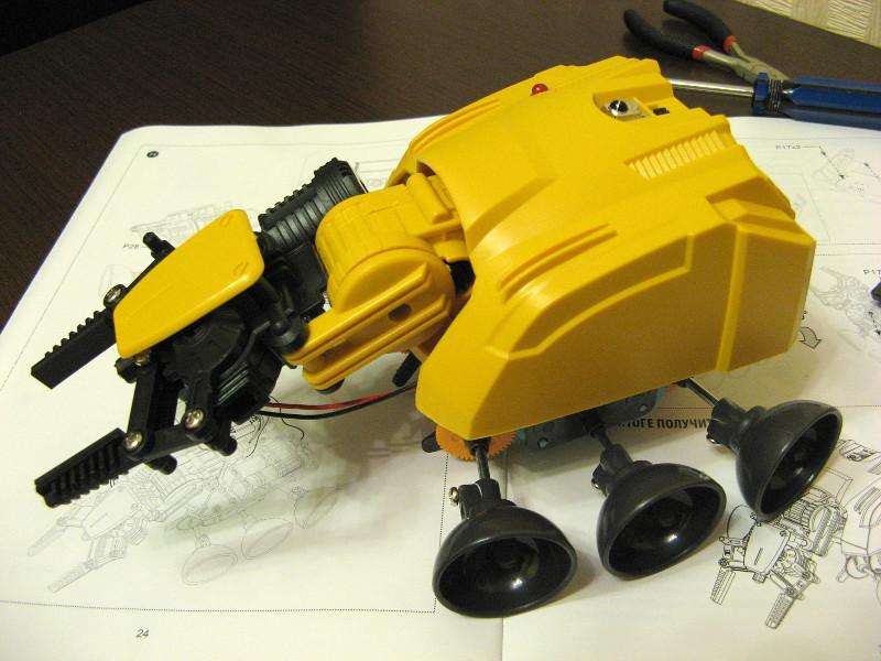 Робот-конструктор «Хватоход» - 36