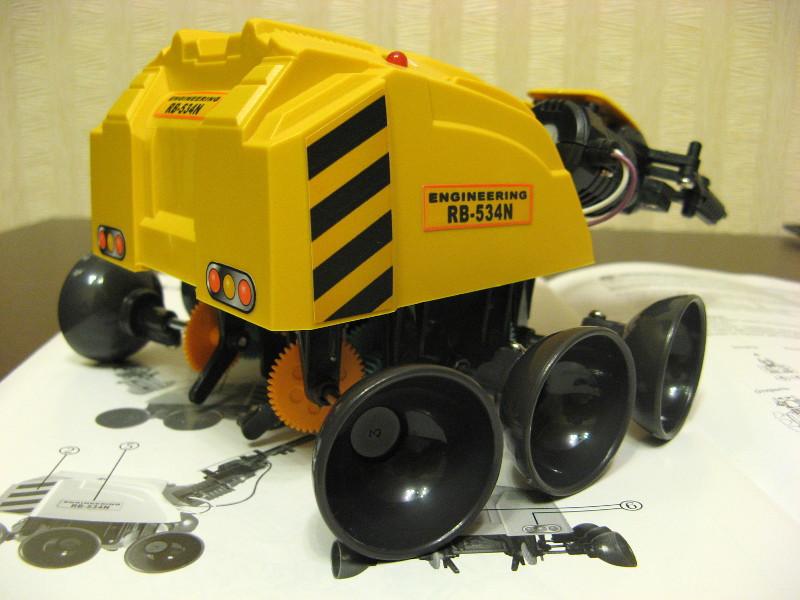 Робот-конструктор «Хватоход» - 37