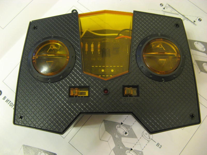 Робот-конструктор «Хватоход» - 46