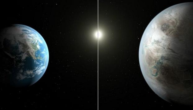 Kepler-452b. Очередной «двойник» Земли в созвездии Лебедя. Первая экзопланета, чьё существование считается доказанным - 1