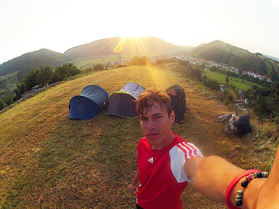 Фриланс из палатки - 8