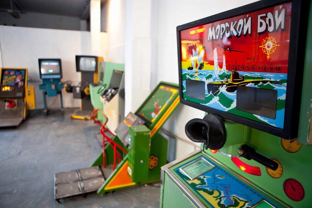 Советские игровые автоматы - 3