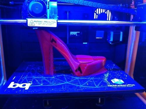 2000 часов печати или 3D-принтер — ваш личный кутюрье - 15