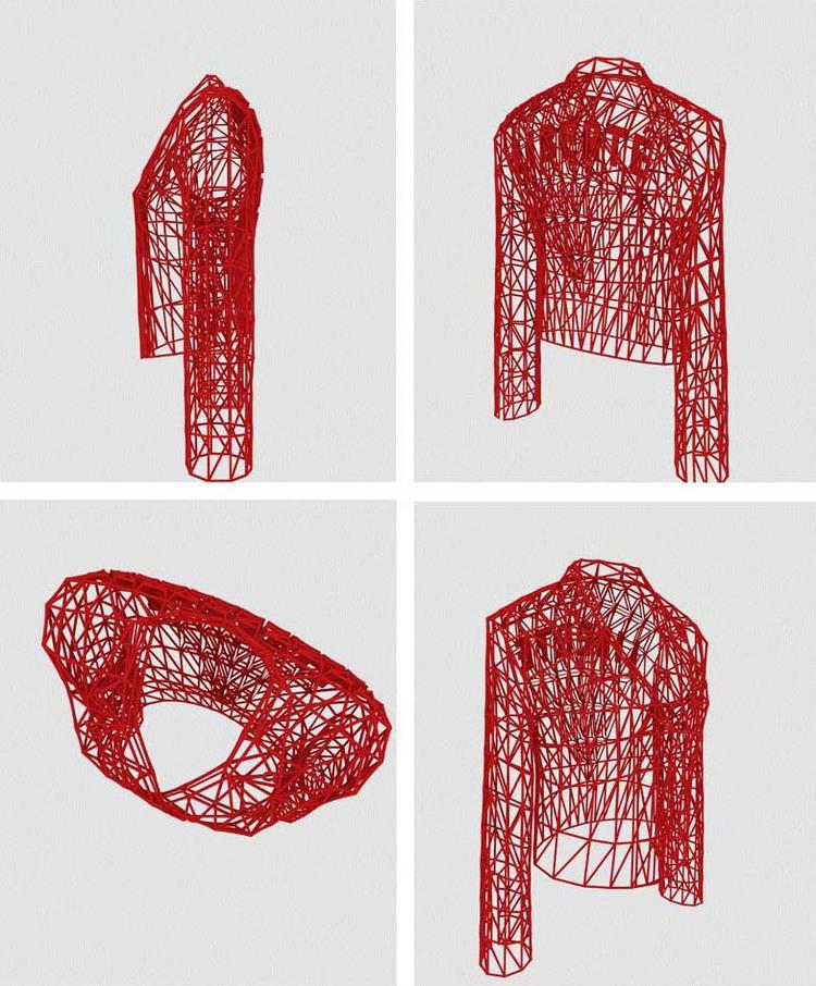 2000 часов печати или 3D-принтер — ваш личный кутюрье - 3