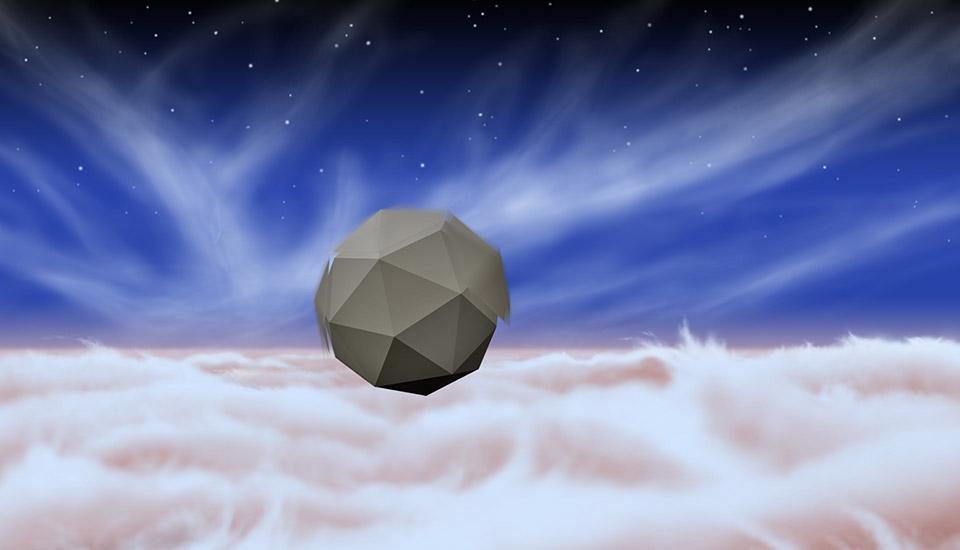 NASA предлагает концепт «ветробота» для исследования Юпитера - 1
