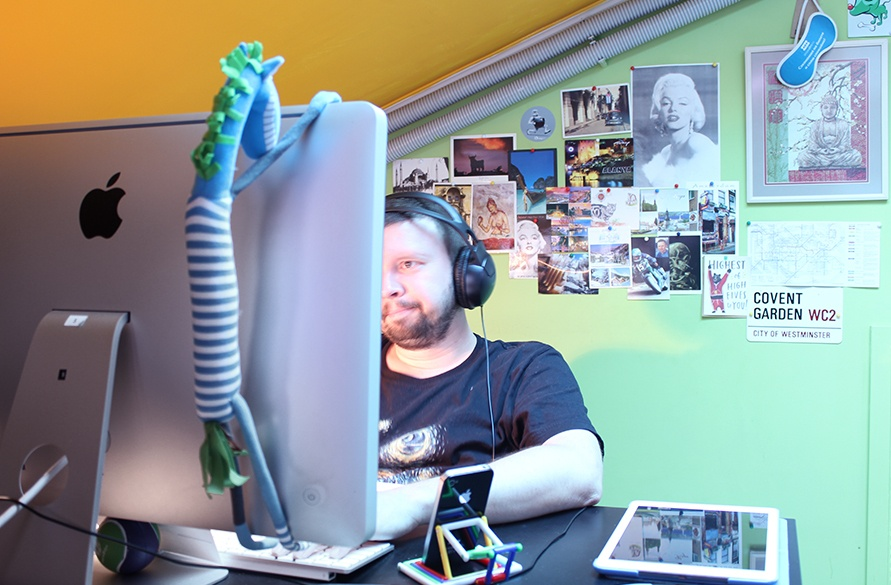 Александр Ковальский, CreativePeople: от дизайн-панков к дизайн-евангелистам - 8