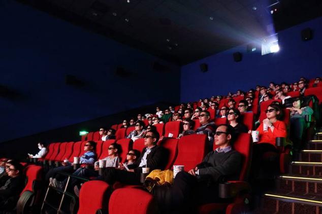 Китайские кинотеатры